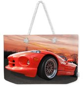 Red Viper Rt10 Weekender Tote Bag