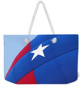 Red White And Blue Balloon Weekender Tote Bag