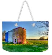 Red White And Blue Glory Weekender Tote Bag