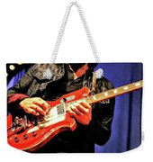 Red, White, And  Blues Man Weekender Tote Bag