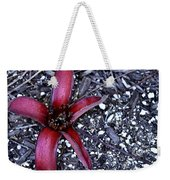 Red Zen Weekender Tote Bag