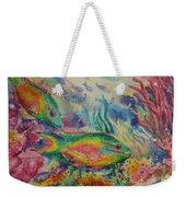 Redband Parrotfish Weekender Tote Bag