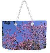 Redbud In Bloom Weekender Tote Bag