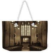 Redemption - Church Of Heavenly Rest #3 Weekender Tote Bag