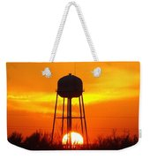 Redneck Water Heater For Whole Town Weekender Tote Bag