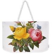 Redoute: Roses, 1833 Weekender Tote Bag