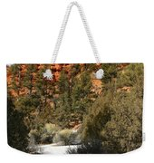 Redrock Winter Weekender Tote Bag