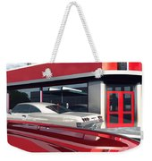 Reds Five And Dime Weekender Tote Bag