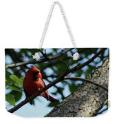 Red's Ray Of Light Weekender Tote Bag