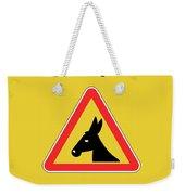 Reducing Bigstock Donkey 171252860 Weekender Tote Bag