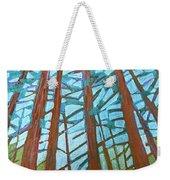 Redwood Trees Weekender Tote Bag