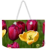 Redyellowtulips6722 Weekender Tote Bag