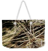 Reeds Reflected Weekender Tote Bag