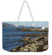 Reef Bay Boathouse Weekender Tote Bag