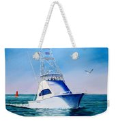 Reel Lady Weekender Tote Bag