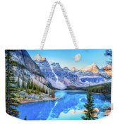 Reflect On Nature Weekender Tote Bag