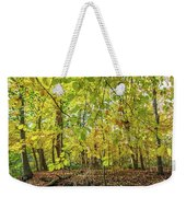 Reflected Color Of Autumn Weekender Tote Bag