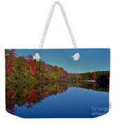 Reflected Color Weekender Tote Bag