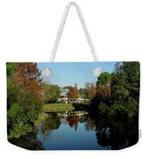 Reflected Elegance Weekender Tote Bag