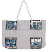 Reflecting Artwork Weekender Tote Bag