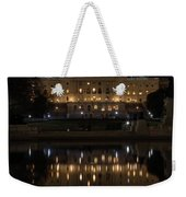 Reflecting At The Capitol Weekender Tote Bag