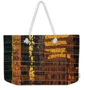 Reflecting Chicago Weekender Tote Bag