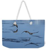Reflecting Geese Weekender Tote Bag