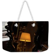 Reflecting On Lamps And Dreams  Weekender Tote Bag