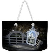Reflecting On The Past Weekender Tote Bag