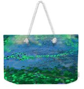 Reflecting Pond Weekender Tote Bag