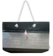 Reflecting Pool Weekender Tote Bag