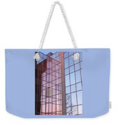 Reflecting Sundown Weekender Tote Bag