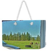 Reflecting The Country Weekender Tote Bag