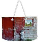Reflecting The Landscape Weekender Tote Bag