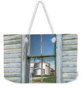 Reflecting The Past Weekender Tote Bag