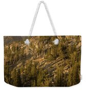 Reflecting Thoughts Weekender Tote Bag