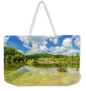 Reflecting Tranquility Weekender Tote Bag