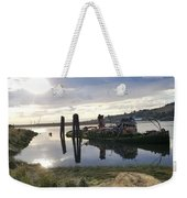 Reflecting With Mary Weekender Tote Bag