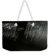 Reflection Abstract 421 Weekender Tote Bag