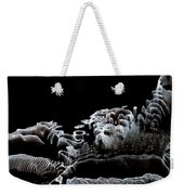 Reflection Abstract 431 Weekender Tote Bag