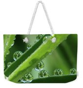Reflection Beads Weekender Tote Bag