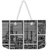 Reflection Weekender Tote Bag by DJ Florek