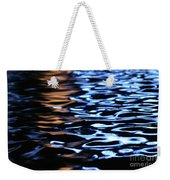 Reflection In Fountain Weekender Tote Bag