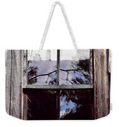 Reflection - In - The - Window  Weekender Tote Bag