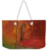 Reflection Of Still Life Weekender Tote Bag