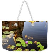 Reflection Of Tradition Weekender Tote Bag