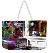 Reflection On Jazz Weekender Tote Bag
