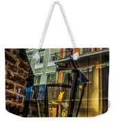 Reflection On Lamp Weekender Tote Bag