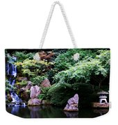 Reflection Pond  Weekender Tote Bag