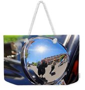 Reflection Selfie Weekender Tote Bag